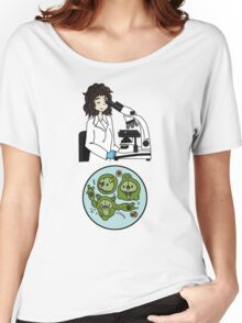 Biology with Pokemon ! Women's Relaxed Fit T-Shirt