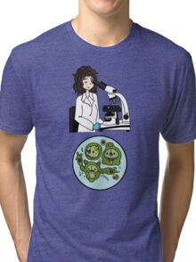 Biology with Pokemon ! Tri-blend T-Shirt