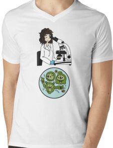 Biology with Pokemon ! Mens V-Neck T-Shirt