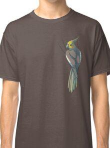 Cinnamon Female Cockatiel Classic T-Shirt