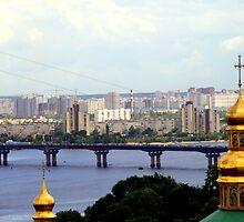 Kyiv by Mariya Manzhos