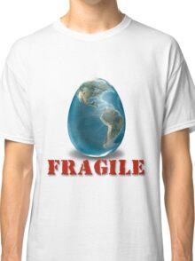 Earth-Fragile Classic T-Shirt