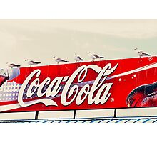 Got To Have a Coke..... Photographic Print