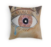 Lotte Cried Throw Pillow