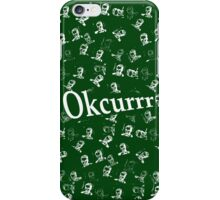 Laganja Estranja iPhone Case/Skin