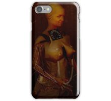 The perfect woman; test subject #2 iPhone Case/Skin