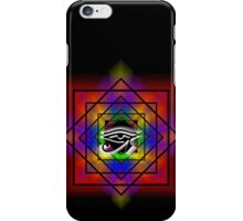 Eye Of Horus iPhone Case/Skin