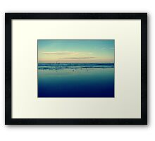 Beams of Imagination  Framed Print