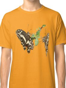 African Butterfly Classic T-Shirt