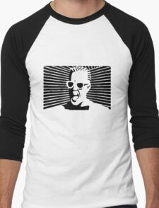 Max Headroom Men's Baseball ¾ T-Shirt