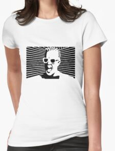 Max Headroom Womens Fitted T-Shirt