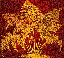 Sunset Fern by Winona Sharp