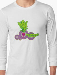beetroot to yourself Long Sleeve T-Shirt