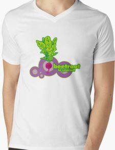 beetroot to yourself Mens V-Neck T-Shirt
