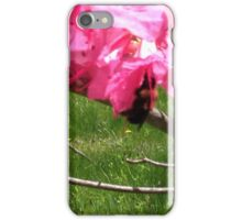 The Bee & The Blossom  iPhone Case/Skin