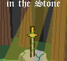 Sword in the Stone by indylion