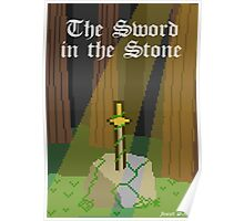 Sword in the Stone Poster