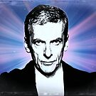 Dr Who Peter Capaldi Poster Sketch by fantasytripp