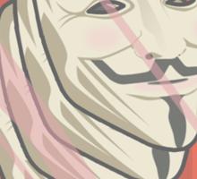 Vendetta Revolution Sticker