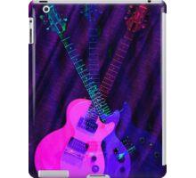 Trippy Guitar iPad Case/Skin