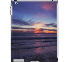 purple sunset iPad Case/Skin