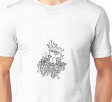 Digi-Tech Hand Unisex T-Shirt