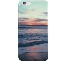 faded sunset iPhone Case/Skin