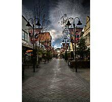 Launceston Mall - Tasmania Photographic Print