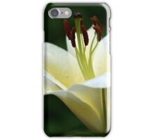 Shining Lily iPhone Case/Skin