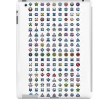 Halo Medal Collection iPad Case/Skin