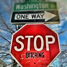 """Stop Bitching"" by Adam Northam"