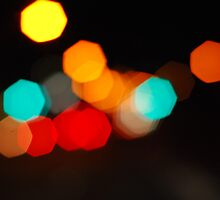Lights into the Night by Michael Jeffery