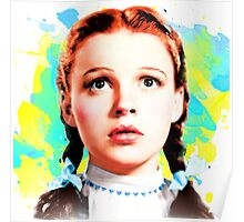 Wizard of Oz Dorothy Poster