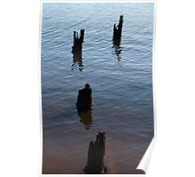 Strahan Harbour Poster