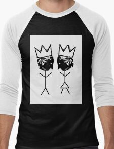 Dylan King of Queens Men's Baseball ¾ T-Shirt