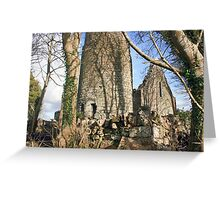 Dysart o Dea  Greeting Card