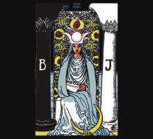 The High Priestess by MenOfMichigan
