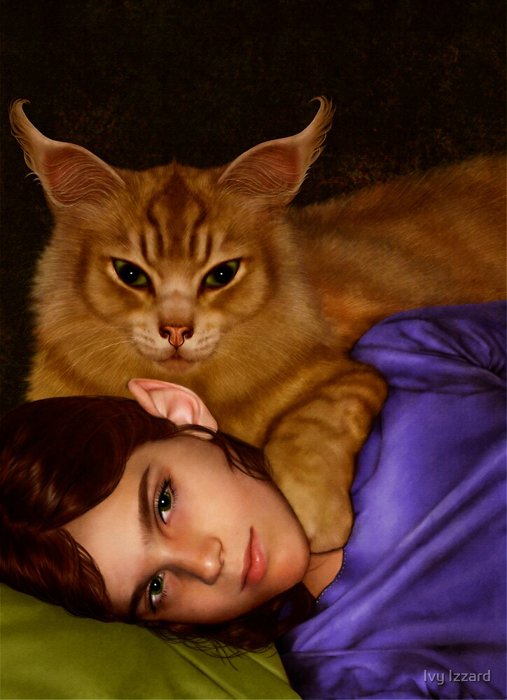 Familiar by Ivy Izzard