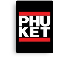DMC PHUKET Canvas Print
