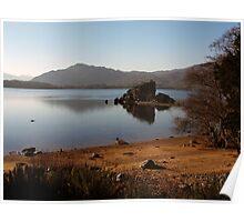 Muckross Lake Poster