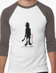Paranoia Agent - Little Slugger Men's Baseball ¾ T-Shirt