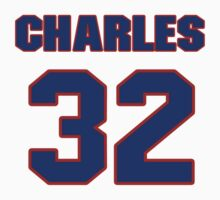 Basketball player Charles Barkley jersey 32 by imsport