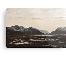 Alt For Norge Metal Print