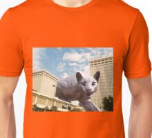 Cougar Towers Unisex T-Shirt