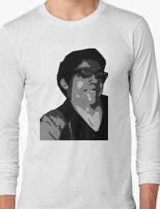 The Recliner Cast Logan! Long Sleeve T-Shirt