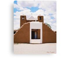 Adobe Church ©  Canvas Print