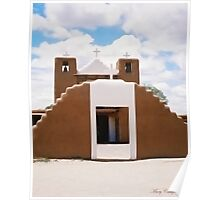 Adobe Church ©  Poster