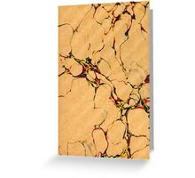 Cracked Clay Greeting Card