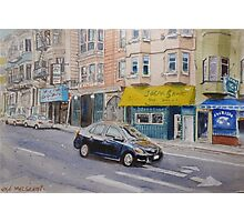 San Francisco Street Photographic Print