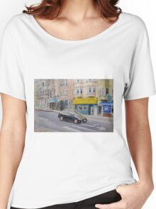 San Francisco Street Women's Relaxed Fit T-Shirt
